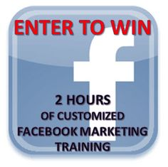 Enter to Win 2 Hours of Customized Facebook Marketing Training @AK Stout