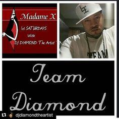 Repost @djdiamondtheartist  Oh Most Definitely Be Clear #Party Alert for this #Saturday Which is officially 1st Saturdays at #MadameXNYC 94 Houston St #NYC wit cha boyeee #DJDIAMONDTHEARTIST #Voted Best Open Format Night in the City!!! Say DJ DIAMOND @ The Door & u in Free99 .... Yup! #TeamDiamond  #instagood #dj #djs Rap #BattleDjs #ClubDjs #Funk #BreakBeats #Hiphop #Jazz  #Talnts #HouseMusic #Reggae  #RocknRoll  #PopMusic  #VinylRecords  #haveuheardpromo #Brooklyn #NYC #party #turntablism…