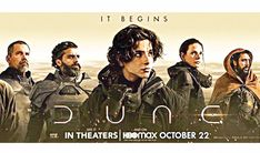 'Dune', the 2021 American epic science fiction film directed by Denis Villeneuve, is now available in Star Cineplex.