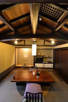 Japanese style hotel, Ryokan SUGIMOTO.  Utsukusigahara Onsen, Matsumoto, Nagano, Japan   「旅館すぎもと」 美ヶ原温泉 松本