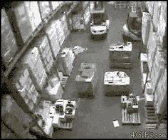 Careful driver :)