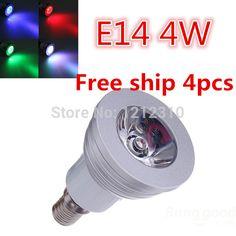 $16.81 (Buy here: https://alitems.com/g/1e8d114494ebda23ff8b16525dc3e8/?i=5&ulp=https%3A%2F%2Fwww.aliexpress.com%2Fitem%2FNew-Arrival-4W-E14-RGB-16-Colors-LED-Light-Bulb-Lamps-Spotlight-85-265V-IR%2F1907999321.html ) New Arrival 4W E14 RGB 16 Colors LED Light Bulb Lamps Spotlight 85-265V + IR Remote Controller Free shipping for just $16.81