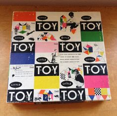 Charles & Ray Eames The Little Toy