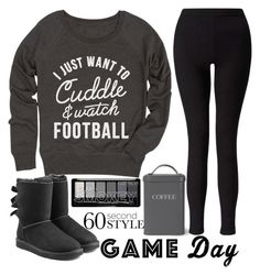 """football season"" by j-n-a ❤ liked on Polyvore featuring Garden Trading, Miss Selfridge, UGG, football and gameday"