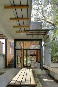 Tír na Óg - McMahon's Point, New South Wales - Drew Heath Architect.