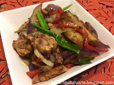 If you like eggplant then this recipe is for you. A quick, flavorful and a healthy dish. You can use tofu or any meat instead of chicken.  ...