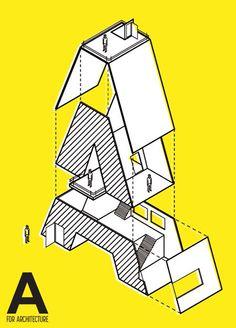 Futuristic Typography by Mohamed Reda FullStop Typography - okroschka rezept Web Design, Type Design, Layout Design, Logo Design, Graphic Design Posters, Graphic Design Typography, Graphic Design Illustration, Pencil Illustration, Typography Inspiration