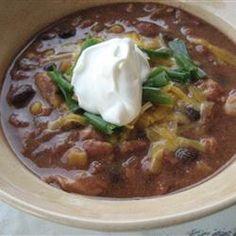 chicken and corn chili slow cooker recipe