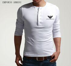 Emporio Armani long-sleeve T-shirts-EA5909S