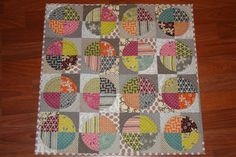 DQS 10 Completed Doll Quilt | blogged here | Jessica Kelly | Flickr