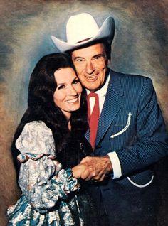 Loretta Lynn Family | Loretta Lynn and Ernest Tubb