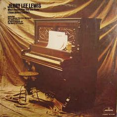 Jerry Lee Lewis - Who's Gonna Play This Old Piano... (Think About It Darlin'): buy LP, Album at Discogs