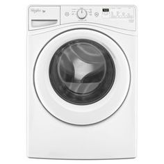 Whirlpool Duet 4.2-cu ft High-Efficiency Front-Load Washer (White) ENERGY STAR