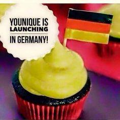 Der Countdown zum Younique start in Deutschland hat begonnen! Morgen, Samstag August 1. um 9 Uhr können deutsche Ladies sich registrieren und ein Teil dieser tollen Younique Familie werden! Younique, eine Firma, die auf Qualität, natürliche Inhaltsstoffe achtet und keine Tierversuche durchführt. #makeup #opportunity #launch