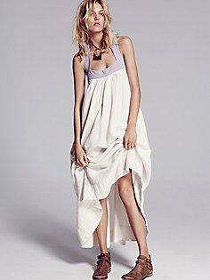 Softly Structured Maxi