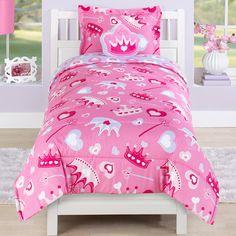 Found it at Wayfair.ca - Princess Crown Comforter Set