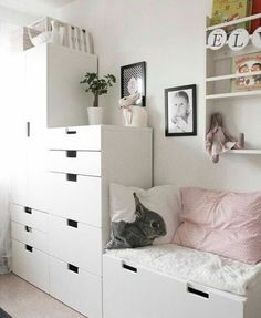 Dazzling Kids Room Interior Design Idea 12 As the largest furniture retailer in the world, IKEA is famous for providing the homeowners with the best and suitable furniture and decorations for their respective living place regardless of the pri