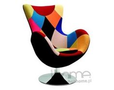 Fotel BUTTERFLY patchwork, archonhome.pl