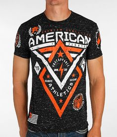 American Fighter Alaska T-Shirt - Men's T-Shirts in Black Boys Shirts, Tee Shirts, New Outfits, Cool Outfits, American Fighter Shirts, Hurley, Fight Wear, Cool Tees, Swagg