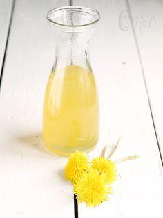 Dandelion Syrup (recipe)