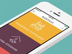 Mobile App Design Inspiration – Animations & Interactions | Designbeep