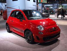 2012 Fiat 500 Abarth - 2012 Chicago Auto Show