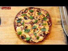 The ultimate low carb pizza recipe is here. Presenting the fathead pizza crust that tastes just like the real thing with hardly any of the carbs.
