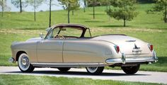 1949 Hudson Commodore Custom Six Convertible