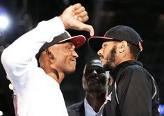 Sakio Bika VS.  Anthony Dirrell Final Press Conference from the Barclays Center!