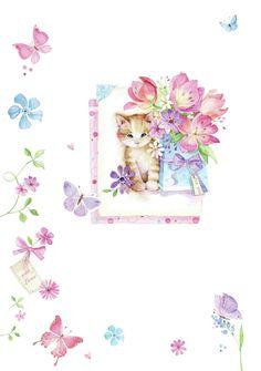 Lynn Horrabin - flowers-kitten.jpg