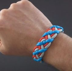 How to Make a Paracord Celtic Bar Bracelet by TIAT