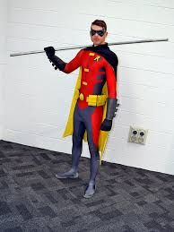 Image result for robin cosplay