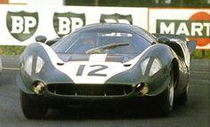 1967 Lola T70 Mk III [SL101] Aston Martin (5.064 cc.) (A) Peter de Klerk…