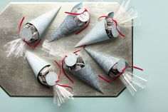 Make your homemade treats even sweeter with Martha Stewart Crafts Icicle Treat Bags #marthastewartcrafts