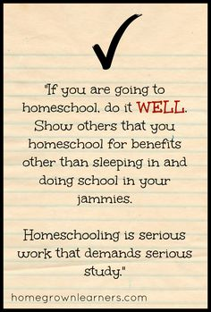 Are You Qualified To Teach Your OwnChild? - Home - Homegrown Learners