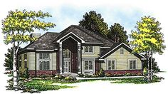 House Plan chp-1422 at COOLhouseplans.com
