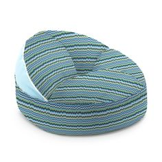 Comfort Research BeanSack Big Joe 3-in-1 Zip It Donut Outdoor/ Indoor Bean Bag Chair/ Floor Pillow
