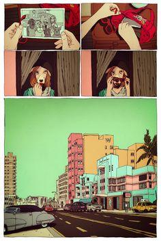 Jon Juarez ilustración