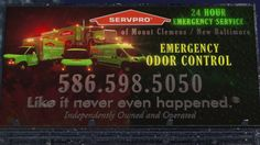 24 HOUR EMERGENCY SERVICE  NEW