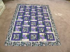 Another hand made quilt.