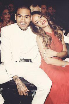 Rihanna & Chris Brown