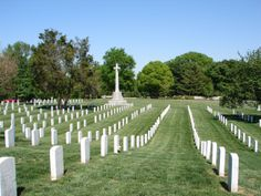 Arlington National Cemetery will commemorate its anniversary with a series of special events from May through June See the schedule of events and learn more. Beautiful Places In The World, Great Places, Places To See, Virginia Attractions, Unknown Soldier, Potomac River, National Cemetery, Unique Architecture, Northern Virginia