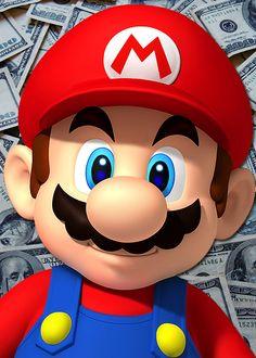 Nintendo Launches Website to Celebrate Super Mario.