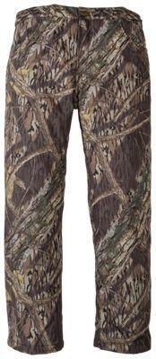 Drake Waterfowl MST Bonded Fleece Pants for Ladies - Mossy Oak Shadow Branch - XL