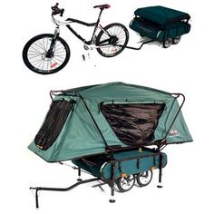 Bicycle Camper