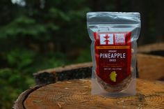 Equal Exchange Fair Trade dried pineapple
