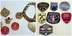 A Life Collected - Remembering my Grandmother through her Collections #vintage #bowling