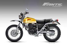 "FANTIC MOTOR ""CABALLERO SPIRIT"" 450"