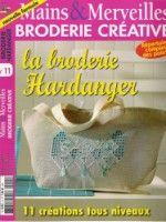 "Gallery.ru / Chispitas - Альбом ""Main et Merveilles - La Broderie Hardanger 11"""