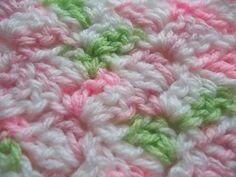 Ravelry: Lesianne's Yarn - Baby Blanket Corner-to-Corner